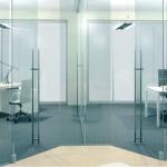 Особенности изготовления стеклянных дверей